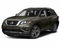 Used 2018 Nissan Pathfinder Platinum For Sale | Greensboro NC | JC619843