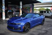 2020 Chevrolet Camaro SS 2dr Convertible w/2SS