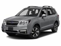 Used 2018 Subaru Forester Limited SUV