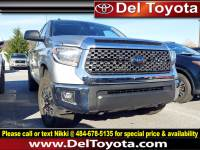 Certified Pre-Owned 2018 Toyota Tundra For Sale in Thorndale, PA | Near Malvern, Coatesville, West Chester & Downingtown, PA | VIN:5TFDY5F17JX717205