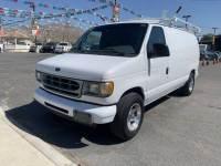 2002 Ford E-Series Cargo E-150 3dr Cargo Van