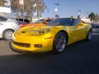2006 Chevrolet Corvette Z06 Hardtop Coupe XSE serving Oakland, CA