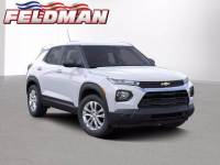 2021 Chevrolet TrailBlazer LS 4dr Crossover