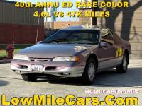 1995 Ford Thunderbird LX 2dr Coupe