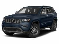 True Blue Pearlcoat Used 2018 Jeep Grand Cherokee Limited 4x4 For Sale in Moline IL | C2070A
