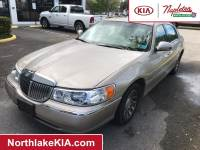 Used 2001 Lincoln Town Car West Palm Beach