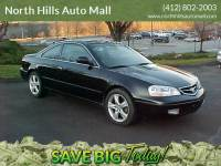 2001 Acura CL 3.2 2dr Coupe