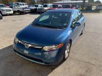 2006 Honda Civic EX 4dr Sedan w/Navi (1.8L I4 5A)