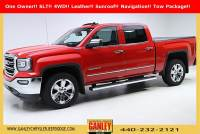 Used 2018 GMC Sierra 1500 SLT Truck For Sale in Bedford, OH