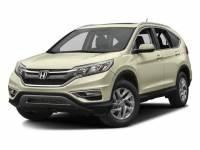 Certified 2016 Honda CR-V SUV