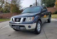 2011 Nissan Frontier 4x2 SV V6 4dr Crew Cab LWB Pickup 5A