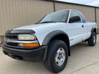 2003 Chevrolet S-10 3dr Extended Cab LS ZR2 4WD SB