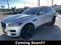 Used 2017 Jaguar F-PACE For Sale at Harper Maserati | VIN: SADCK2BV2HA886473