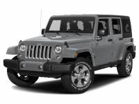 Pre-Owned 2018 Jeep Wrangler JK Unlimited Sahara 4x4 VIN1C4BJWEG5JL817236 Stock NumberBJL817236