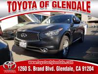 Used 2017 INFINITI QX70, Glendale, CA, Toyota of Glendale Serving Los Angeles