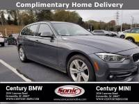 Certified Used 2017 BMW 3 Series Sports Wagon in Greenville, SC