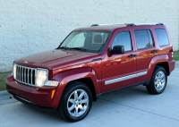2010 Jeep Liberty 4x4 Limited 4dr SUV