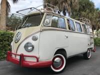 1969 Volkswagen Vanagon Split Window