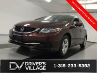Used 2015 Honda Civic For Sale at Burdick Nissan | VIN: 19XFB2F50FE272230