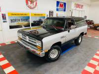 1986 Dodge Ramcharger - 4X4 - NEW PAINT - SUPER CLEAN - SEE VIDEO