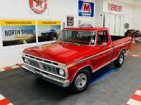 1976 Ford Pickup - RANGER XLT - F-100 - FACTORY A/C - SOUTHERN TRUCK - SEE VIDEO