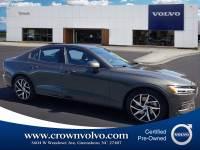 Used 2020 Volvo S60 For Sale at Crown Volvo Cars | VIN: 7JRA22TK6LG057176