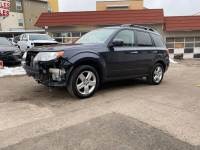 2010 Subaru Forester AWD 2.5X Limited 4dr Wagon 4A