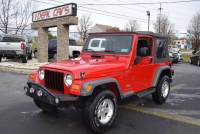 2005 Jeep Wrangler Sport 4WD 2dr SUV