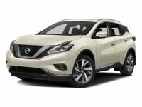 Used 2017 Nissan Murano Platinum SUV