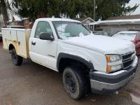 2006 Chevrolet Silverado 2500HD 4X2 2dr Regular Cab