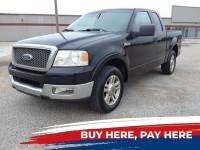 2005 Ford F-150 4dr SuperCab Lariat Rwd Styleside 6.5 ft. SB