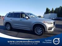 Used 2018 Volvo XC90 For Sale at Crown Volvo Cars | VIN: YV4102CK4J1349961