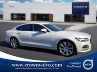 Used 2017 Volvo S90 For Sale at Crown Volvo Cars | VIN: YV1A22ML4H1008486