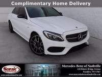 2018 Mercedes-Benz AMG C 43 AMG® C 43 in Franklin