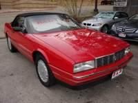 1991 Cadillac Allante 2dr Convertible