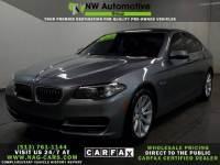 2014 BMW 5 Series AWD 535i xDrive 4dr Sedan