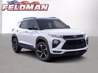 2021 Chevrolet TrailBlazer 4x4 RS 4dr Crossover