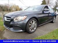 2015 Mercedes-Benz C-Class C 300 4dr Sedan