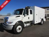 Used 2007 International 4400 Service Utility Truck