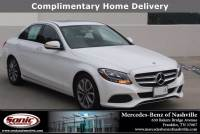 2018 Mercedes-Benz C-Class C 300 in Franklin