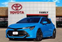 Used 2019 Toyota Corolla Hatchback XSE Manual