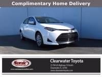 2019 Toyota Corolla LE (LE CVT (Natl)) Sedan in Clearwater