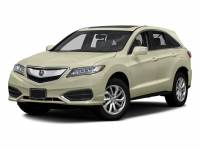 Pre-Owned 2016 Acura RDX FWD with Technology Package VIN5J8TB3H51GL003847 Stock NumberTGL003487