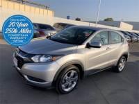 Used 2017 Honda HR-V LX For Sale in Bakersfield near Delano | 3CZRU6H31HM704594
