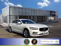 Certified Used 2017 Volvo S90 T5 FWD Momentum in Ice White For Sale in Somerville NJ | SB5123