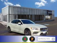 Certified Used 2019 Volvo S60 T6 Momentum in Birch Light For Sale in Somerville NJ   SB5105