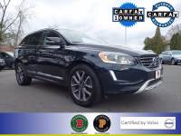 Certified Used 2017 Volvo XC60 T6 AWD Dynamic in Magic Blue For Sale in Somerville NJ   SP0164