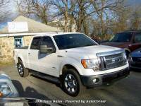 2012 Ford F-150 4WD V6 CREW CAB 3.5L LARIAT 6.5-ft. Bed 4WD A
