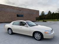 Used 2003 Lincoln Town Car For Sale at Paul Sevag Motors, Inc. | VIN: 1LNHM83W53Y601282