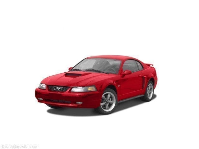 Photo Used 2004 Ford Mustang Premium Mach 1 in Pensacola